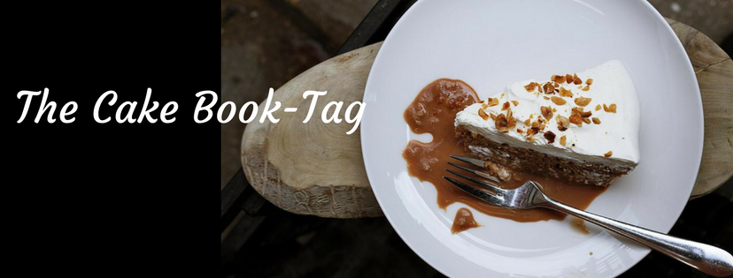 The Cake Book Tag